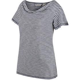 Regatta Francheska - Camiseta manga corta Mujer - azul